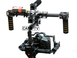 CAME-7500 3 Axis Gimbal DSLR Stabilizer