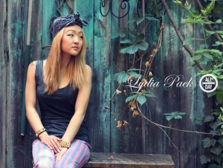 Lydia Paek – All Day Apparel Photo Shoot(Filmed)