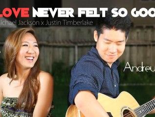 Annie Kim and Andrew Im – Love Never Felt SoGood