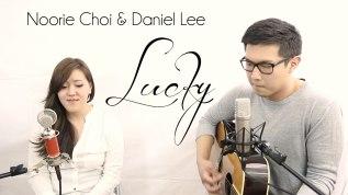 Lucky – Noorie Choi & Daniel Lee (Jason Mrazcover)